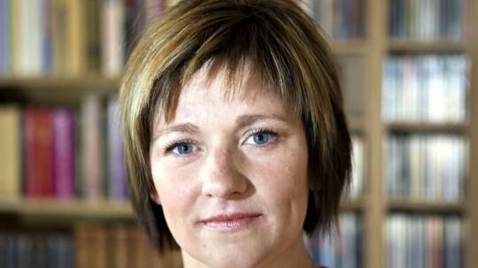 Pernille Vigsø Bagge trækker nu sit forslag om, at Kirkeministeriet skal skifte navn tilbage.