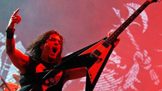 Robb Flynn og resten af Machine Head fodrede Store Vegas publikum med den sædvanlige dosis groove metal - men absolut heller ikke mere end dét.