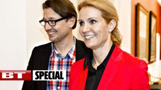 Klagerne vælter ned over Helle Thorning-Schmidts særlige rådgiver Noa Redington (tv.).