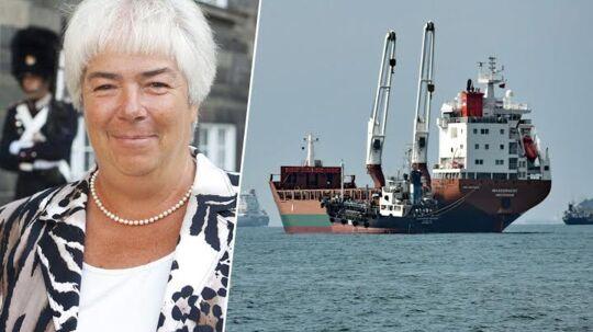 En af dem, der troede, hun købte aktier i en solid virksomhed i marts, er tidligere energiminister Anne Birgitte Lundholt, som var minister og sad i Folketinget for De Konservative under Poul Schlüter. I dag er hendes aktier i OW Bunker tabte.