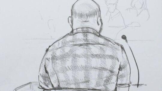 Den 41-årige CJ fra Odense står i dag - mere end 16 måneder efter han blev anholdt 1. juli sidste år - tiltalt ved Retten i Odense for at stå bag bl.a. to meget grove seksualforbrydelser mod to piger på henholdsvis 11 og 10 år på Syd- og Østfyn i efteråret 2012.