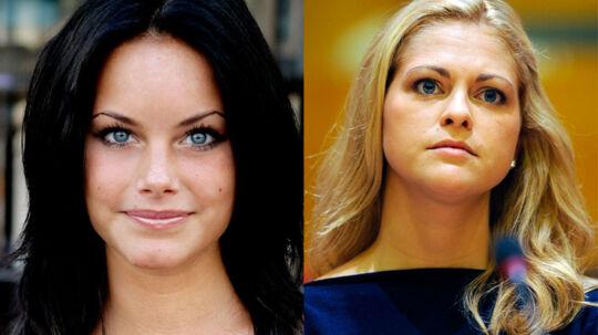 Sofia Hellqvist har charmeret dronning Silvia og kong Carl Gustaf - men ikke prinsesse Madeleine, som hader hende.