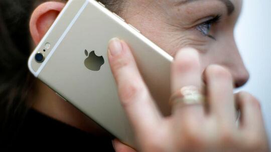 Apple undskylder nu den fejl, der gjorde deres iPhones ubrugelige.