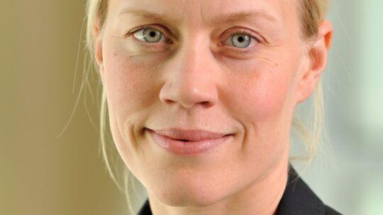 Mai-Britt Poulsen har brugt hele sit arbejdsliv i BCG, og nu bliver hun chef for den danske afdeling. PR-foto