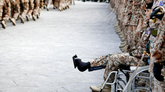 ARKIV: Veteraner betaler den dag i dag prisen for, at Forsvaret slet ikke var forberedt til at håndtere psykisk sårede veteraner fra Balkan tilbage i 90erne.