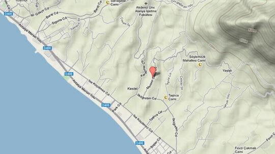 De danske turister boede på Sun Garden Apart Hotel i byen Yalikavak nær Bodrum.