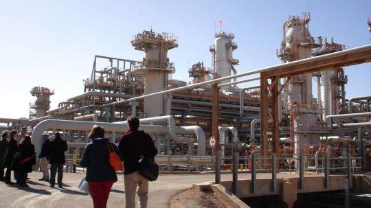 Flere udenlandske statsborgere formodes bortført efter et angreb på et gasproduktionsanlæg i In Aménas, Algeriet.