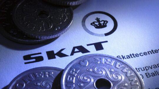 Skattevæsnet har riven ude efter skattesvindlere. I forbindelse med jagt har Skat udskrevet en regning på 5,4 milliarder kroner til en unavngiven virksomhed.