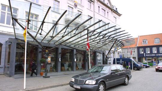 Casino Royal i Århus.