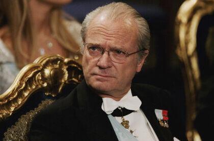 Kong Carl Gustaf og hans familie er kede af, at de hver uge bliver latterliggjort i svensk TV4. Foto: Getty Images