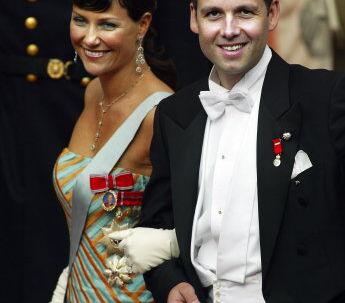 Den norske prinsesse Märtha Louise giver sin forfatter-mand skarp konkurrence. Foto: Jørgen Jessen