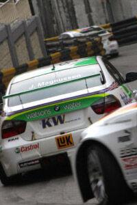 Macau Grand Prix afvikles på en 6,3 kilometer lang bybane med en bred og lynende hurtig langside og smalle strækninger, hvor der kun kan passere en bil af gangen.