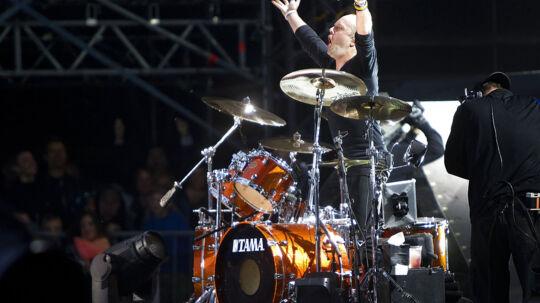 Lars Ulrich og Metallica i Fængslet i Horsens.