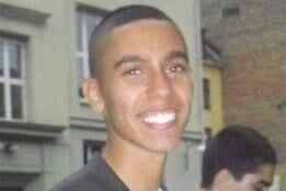 Den 18-årige Taher Ben Tarek Saadaouidøde, efter han få timer forinden var blevet stukket ned med kniv på åben gade.