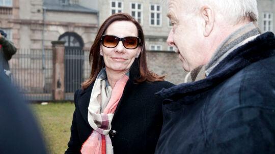 Janni Spies anker ikke dommen.