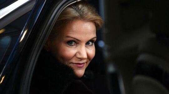 Statsminister Helle Thorning-Schmidt (arkivfoto).