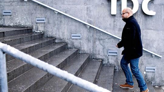 20.000 - 40.000 københavnere har lige nu sort skærm.