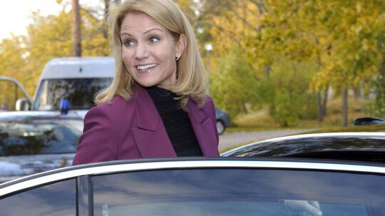 Danmarks statsminister bliver den første gæst i TV2s nye program 'Weekend Weekend'