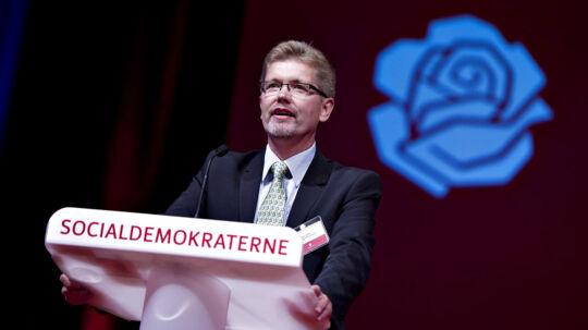 Overborgmester i Københavns Kommune Frank Jensen (S)
