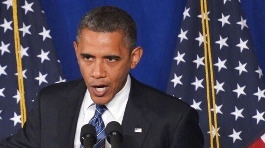 Et enkelt skud blev fredag affyret mod præsident Barack Obamas hovedkvarter for valgkampagnen i Denver i staten Colorado. Kuglen knuste en rude, og ingen kom til skade, oplyser politiet ifølge Reuters.