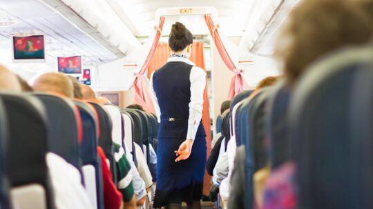 Besværlige og berusede flypassagerer er et stigende problem.