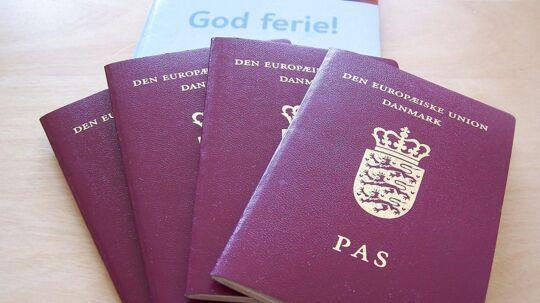 Det kan blive rigtig dyrt, hvis du mister passet på ferie i udlandet.