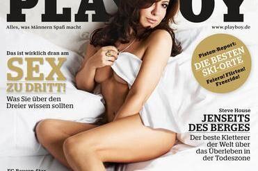 - Jeg har haft et tilbud fra Playboy i flere år, men først nu har jeg besluttet mig for at sige ja tak, siger Simone Thomalla.