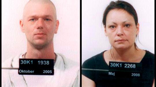 Thors forældre, der bortførte deres søn, men blev fundet i Tjekkiet.