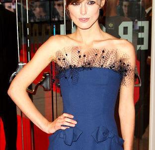 Keira Knightley har verdens bedste trutmund.