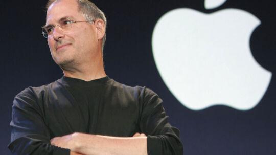 Steve Jobs er stenrig ved sin død. Ifølge Forbes er han nummer 39 over de rigeste mænd i USA. God for næsten 40 milliarder danske kroner. REUTERS/Toshiyuki Aizawa