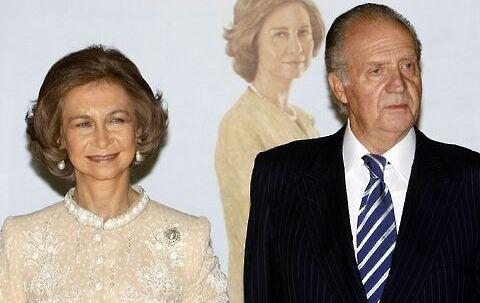 Dronning Sofia og kong Juan Carlos var søndag aften til koncert for at fejre dronningens 70-års dag.