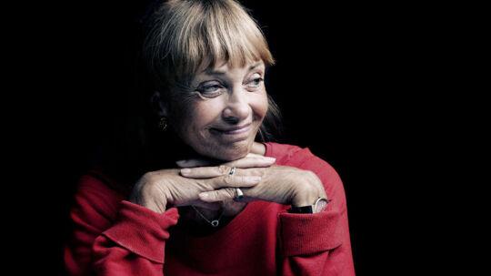 Malene Schwartz største sorg var, da hun mistede sin mand gennem 10 år, journalisten og forfatteren Paul Hammerich, der døde uventet efter en bypassoperation.