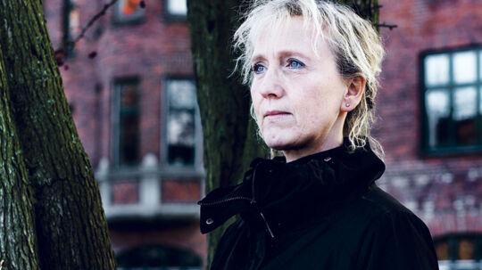 Winni Sonne fik ikke den fornødne kræftbehandling på Roskilde Sygehus, men tog sagen i egen hånd. Foto: Claus Bech