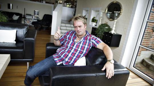 Johnny Hansen, Forsanger i Kandis i Hurup i Thy.