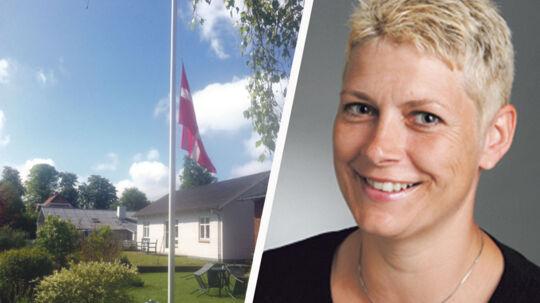 Jeanette Larsen lå i skilsmisseforhandlinger med sin mand Søren Larsen. Han dræbte hende og begik derefter selvmord.
