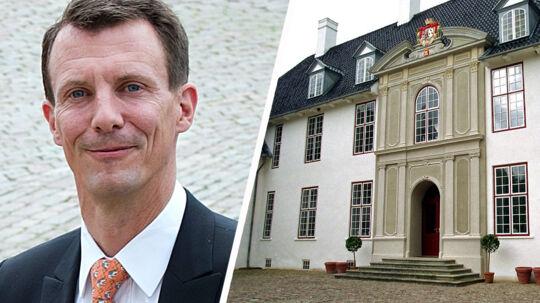 Erhversledere mødtes med prins Joachim på Schackenborg for at stifte ny fond.