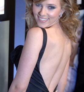 <br>Scarlett Johansson er blevet kåret som Hollywoods mest naturlige skønhed.  Foto: Getty/AllOverPress<br>