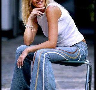 Singlen Malene Hasselblad debuterer som TV-vært på et datingprogram. Hendes egen kommende mand skal være en rigtig mand med følelser og humor. Foto: Bax Lindhardt