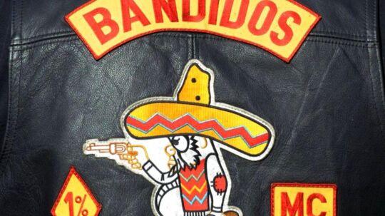Tidligt mandag morgen udbrød der brand i rockergruppen Bandidos tidligere klubhus i Haslev. (Arkivfoto)