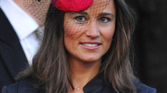Amerikanske talkshows slås om at få et interview med engelske Pippa Middleton.