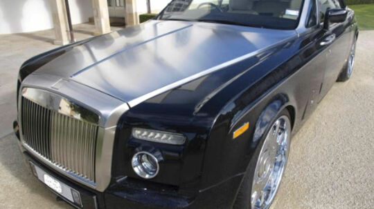 Rolls-Royce Phantom Drophead Coupe, Fin gangsterslæde