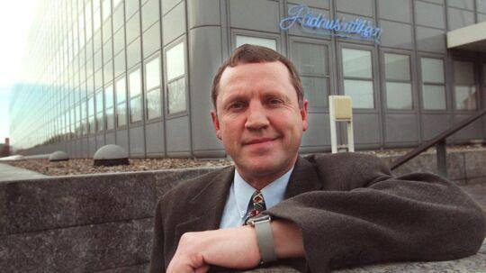 Esbjergs borgmester Johnny Søtrup (V) er netop blevet indlagt på hospitalet (arkivfoto).