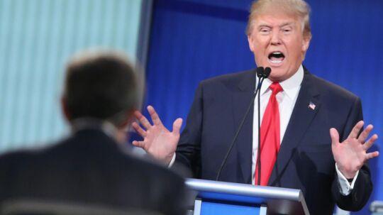 Ifølge nogle gik Fox News' journalister alt for hårdt til Donald Trump, da han torsdag tørnede sammen med de øvrige bud på en republikansk præsidentkandidat i TV-kanalens bedste sendetid. Ifølge andre var ejendomsmogulens største problem hans egen fremturen.