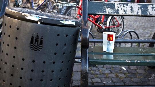 Ifølge organisationen Hold Danmark Rent bruger landets kommuner mindst 500 millioner kr. årligt på at rydde op efter danskerne.