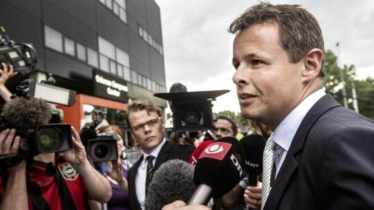 Lars Krarup (V), borgmester i Herning Kommune.