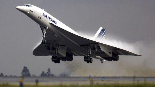 Går alt som planlagt, så vil Concorden være i luften igen i 2019.