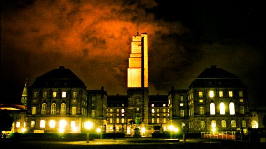 En overdækning af Christiansborg kan nedbringe Folketingets energiforbrug betragteligt.