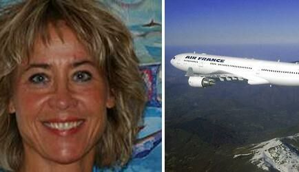 Danske Christiane Zeuthen mistede som eneste dansker livet i Air France-ulykken.