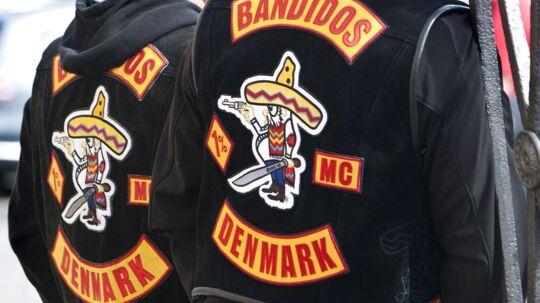 Fem personer er blevet anholdt i en større aktion mod rockermiljøet i Sydsjælland. (Arkivfoto)