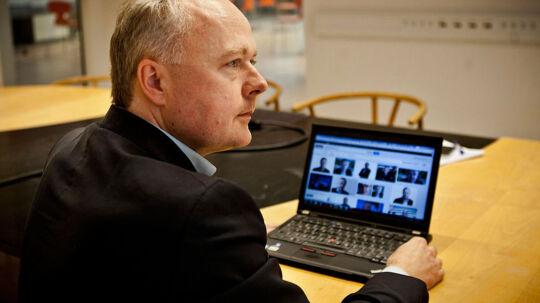 Olav Skaaning googler sig selv og mener ikke, at der umiddelbart er artikler, der bør slettes.